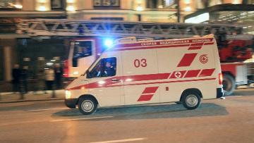 """Пассажирский """"Боинг"""" потерпел аварию при взлете в Бишкеке"""