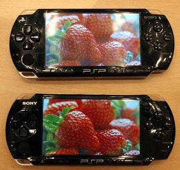 Sony выпустила новую версию PSP