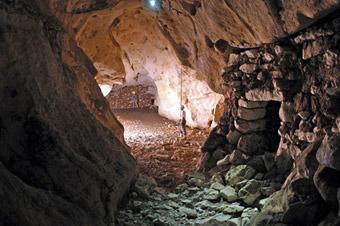 В Мексике найдена подземная система лабиринтов племен Майя