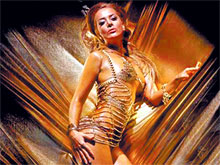 "Жанна Фриске встанет на коньки для ""Танцев на льду"""