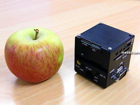Space Cube - самый маленький в мире компьютер