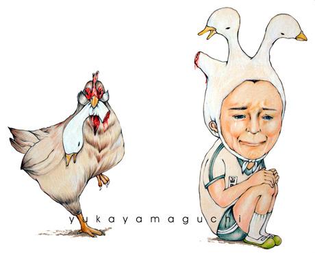 картинки.... добрые такие...Yuka Yamaguchi