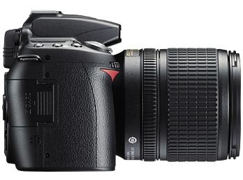 Nikon D90: первая в мире DSLR с функцией видеосъемки