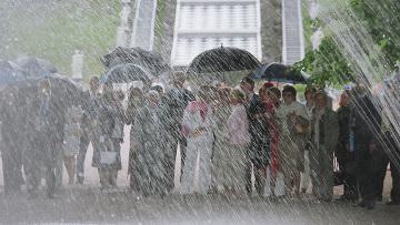 Погода подчиняется ритму рабочей недели - ученые