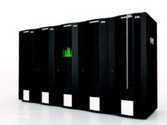 Китай создал сверхбыстрый суперкомпьютер