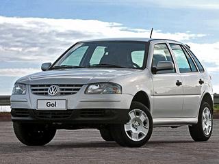 В Бразилии разогнали Volkswagen Gol до 4800 км/ч