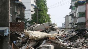Второе за день сильное землетрясение произошло в Китае