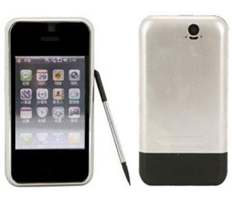 Daxian T32 – клoн iPhone под управлением Windows Mobile