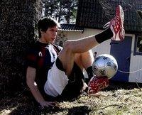 Фристайл с мячиком