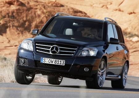 В Пекине представлен компактный внедорожник Mercedes-Benz GLK