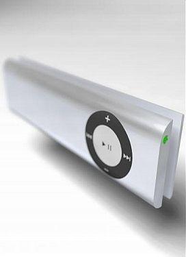 Сверхсовременный концепт iPod Shuffle