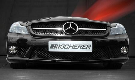 В Kicherer доработали Mercedes-Benz SL63 AMG