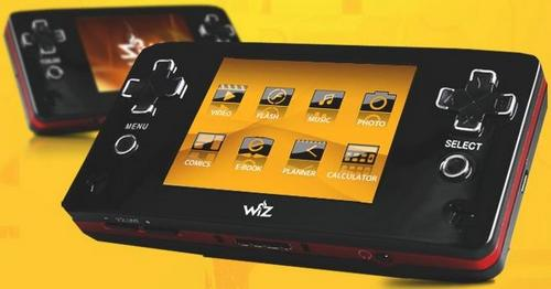 Wiz GP2X: альтернатива Sony PSP и Nintendo DS