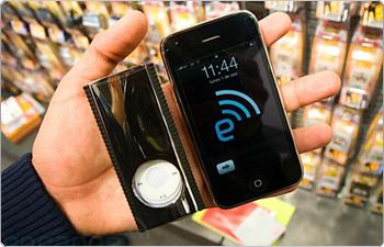 Engadget публикует первые фото чехлов для iPod nano 4G!