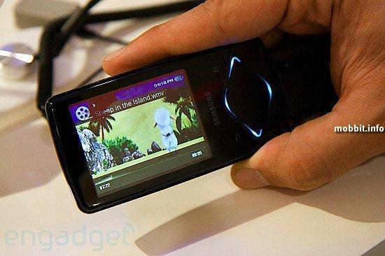 Samsung YP-Q1 PMP - новый медиаплеер