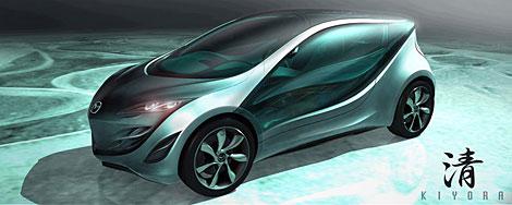 В Париже состоится премьера прототипа Mazda1