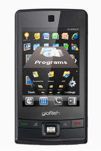 Glofiish X610 - новый бюджетный коммуникатор E-TEN