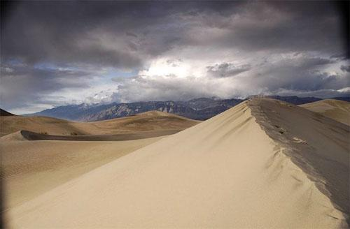 Долина Смерти в Калифорнии бурлит жизнью