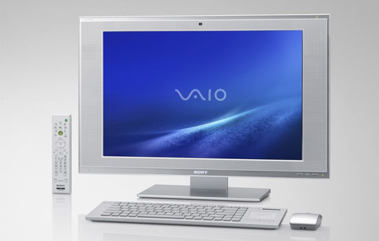 Трио All-in-one-PC от бренда Sony VAIO