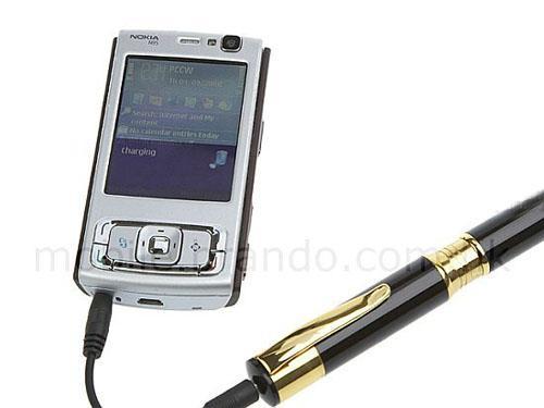 Шариковая ручка, она же портативное зарядное устройство для телефонов