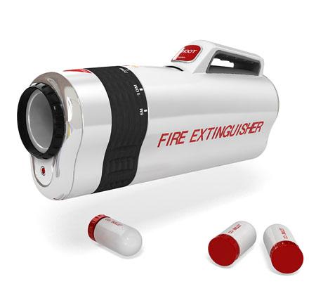 Shooter - огнетушитель нового поколения