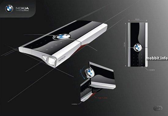 Nokia BMW - неплохой концепт для Nokia