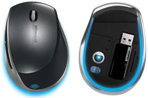Microsoft представила мышь, обладающую принципиально новым сенсором