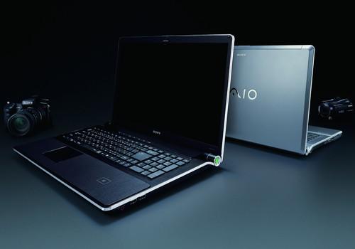 """Sony представила 18,4"""" мультимедийный ноутбук VAIO type A"""