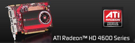 Официальный дебют видеокарт ATI Radeon HD 4670/4650 от AMD