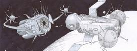 """Секс в космосе будет """"медленным и печальным"""""""