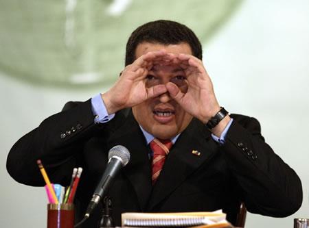 Чавес высылает из Венесуэлы посла США