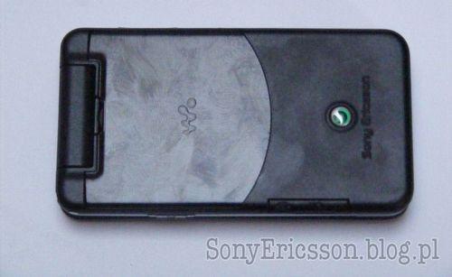 Опубликованы фотографии «мертворожденного» Sony Ericsson W707