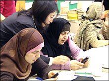 Мобильный учитель научит английскому