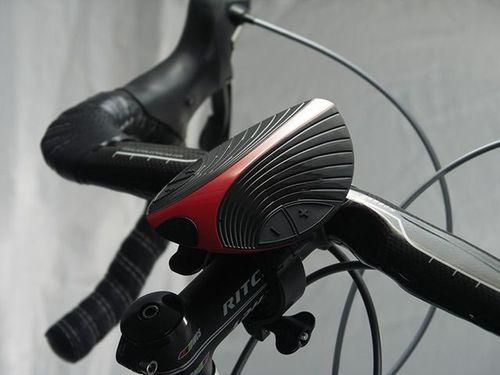 CyFi: беспроводной динамик для велосипедистов