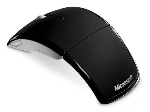 Microsoft анонсировала «мышку-арку»