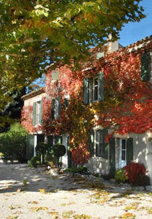 Французский дом Анджелины Джоли и Брэда Питта