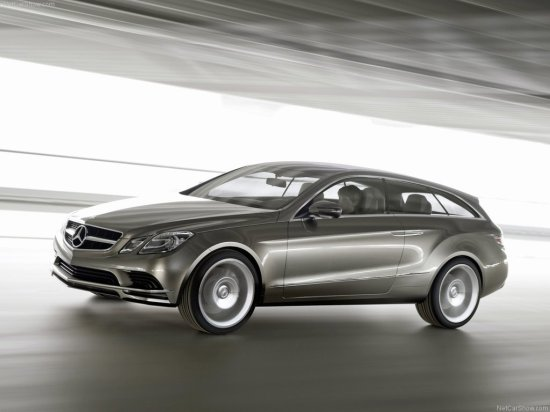 Грядущая премьера концепт кара от Mercedes-Benz