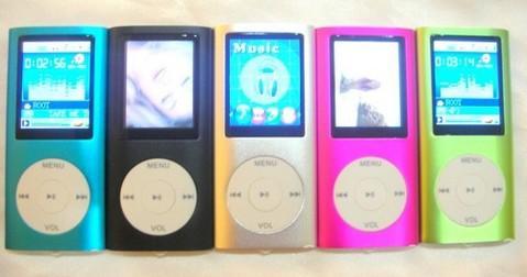DigitalRise выпустила клон iPod Nano нового поколения