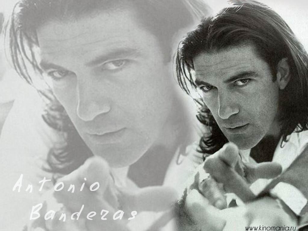 Клуб Звезд обои с Антонио Бандерас_Antonio Banderas.
