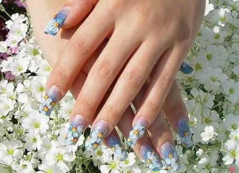 Творчество на ногтях