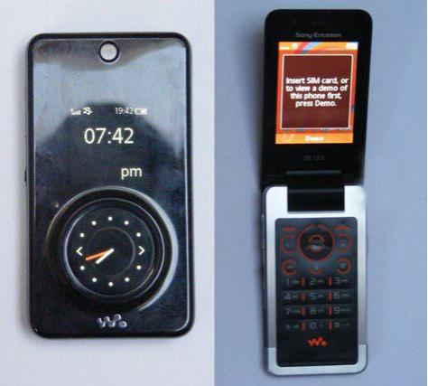 Фотографии Sony Ericsson W707 Alicia, чей выход отменен по неизвестным причинам