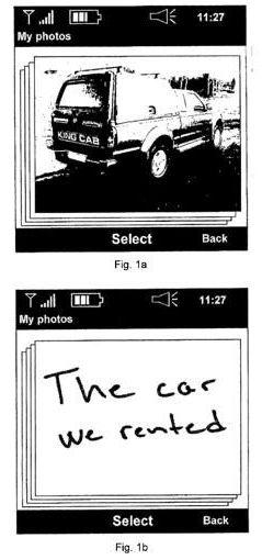 Nokia патентует метод подписи цифровых фотографий