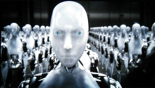 Объявлена война роботам