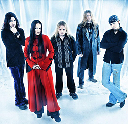 Биография Nightwish