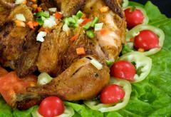 Как приготовить куриные окорочка? Полет фантазии.