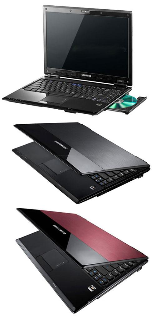 Ноутбук Samsung X460: легче, чем воздух!