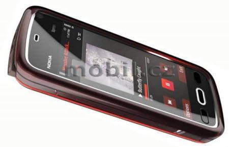 ���������� ����� ������ Nokia 5800 XpressMusic
