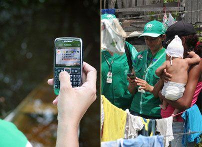 Nokia создает сервис для социальных работников