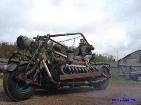 Большие мотоциклы