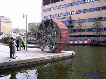 Разводной мостик